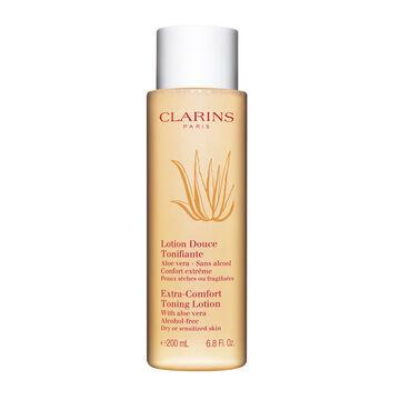Reinigungslotion Douce Tonifiante - trockene/sensible Haut