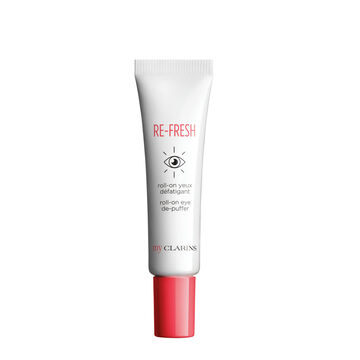 My Clarins RE-FRESH roll-on yeux défatigant