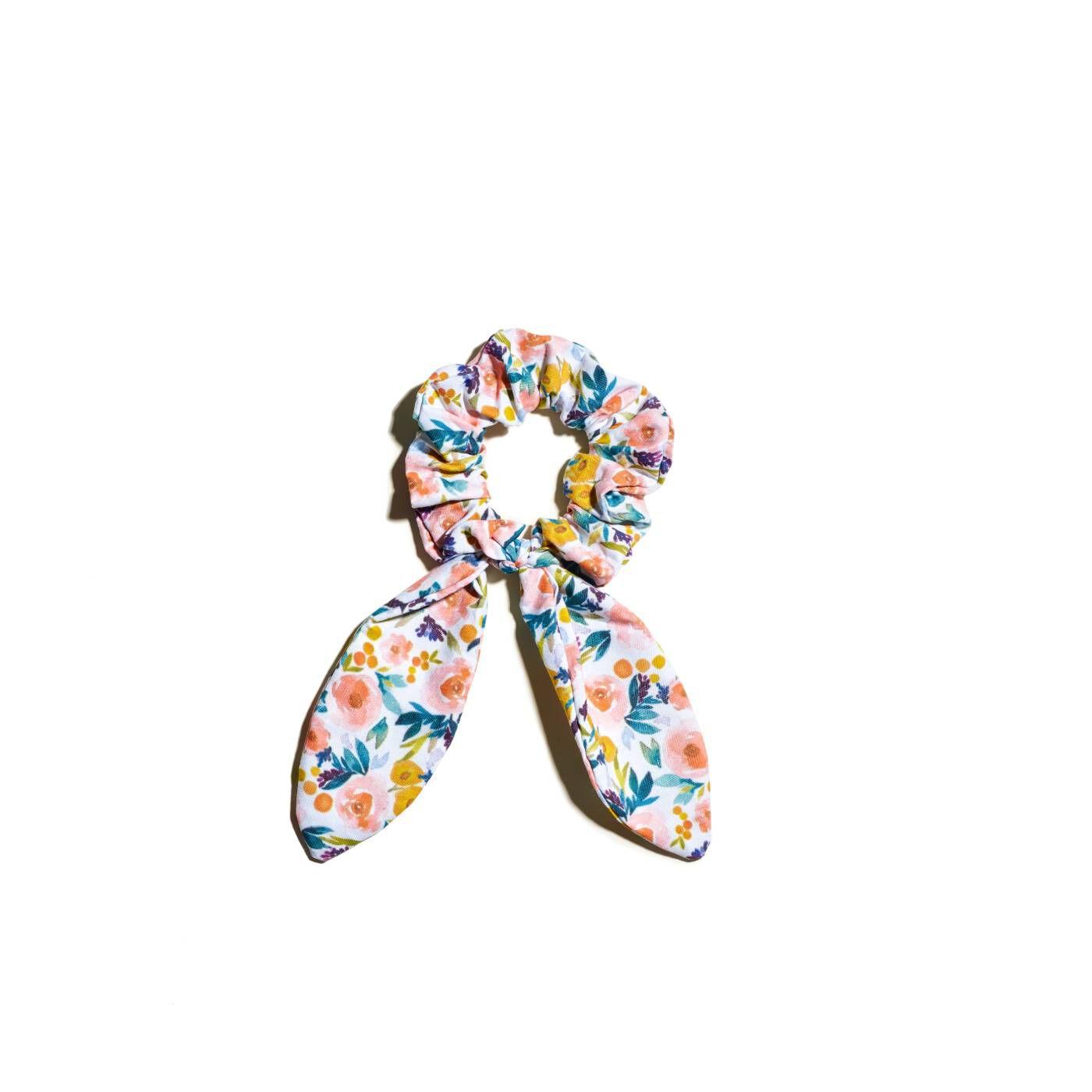 Scrunchie mit Blumen-Print Luz x Arthritis