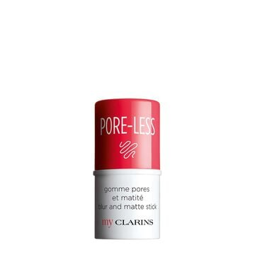 My Clarins PORE-LESS blur and matte stick