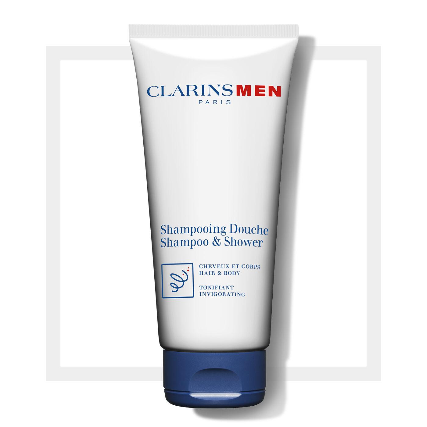 Shampooing Douche ClarinsMen für Haare und Körper