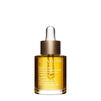 Gesichtspflege-Öl Lotus - Mischhaut/Ölige Haut