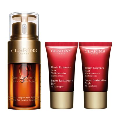 Anti-Age Set Double Serum & Multi-Intensive