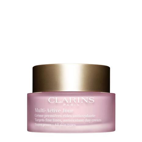 Multi-Active Jour Anti-oxidative Tagescreme bei ersten Falten  Alle Hauttypen