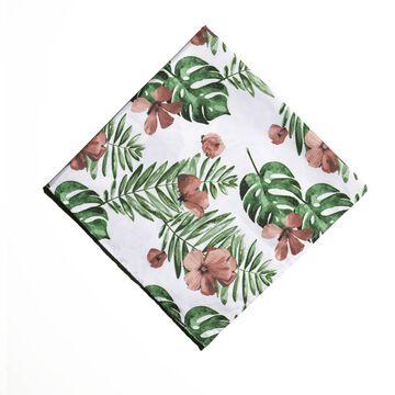 Scarf mit Flower-Print Luz X Arthritis