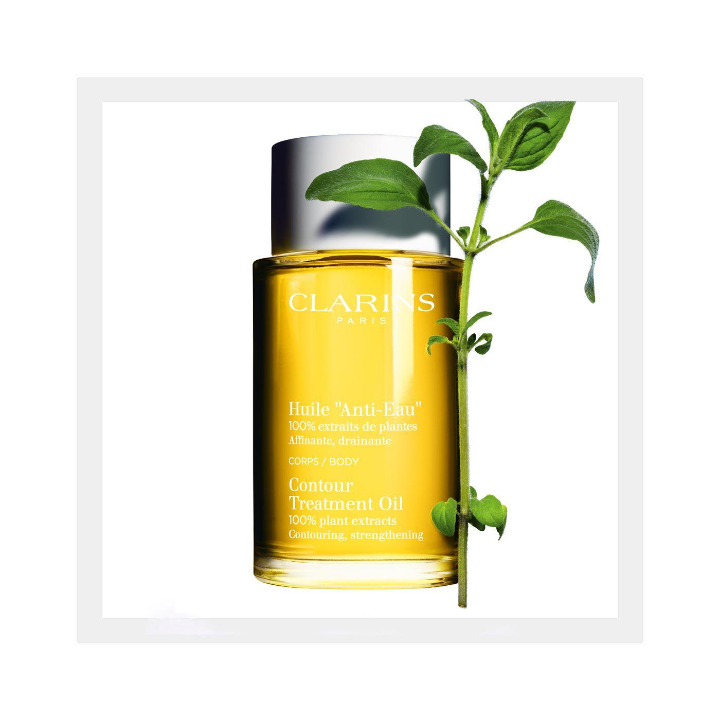 "Körperöl Huile ""Anti-Eau"" - Mit 100% Pflanzenextrakten"