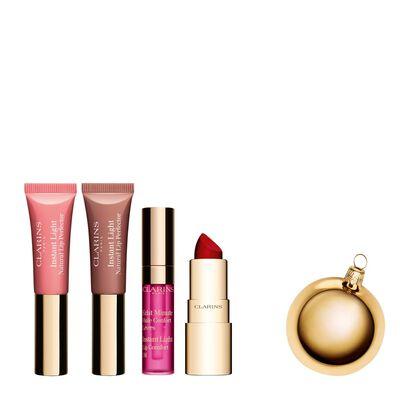 Makeup-Set für unwiderstehliche Küsse