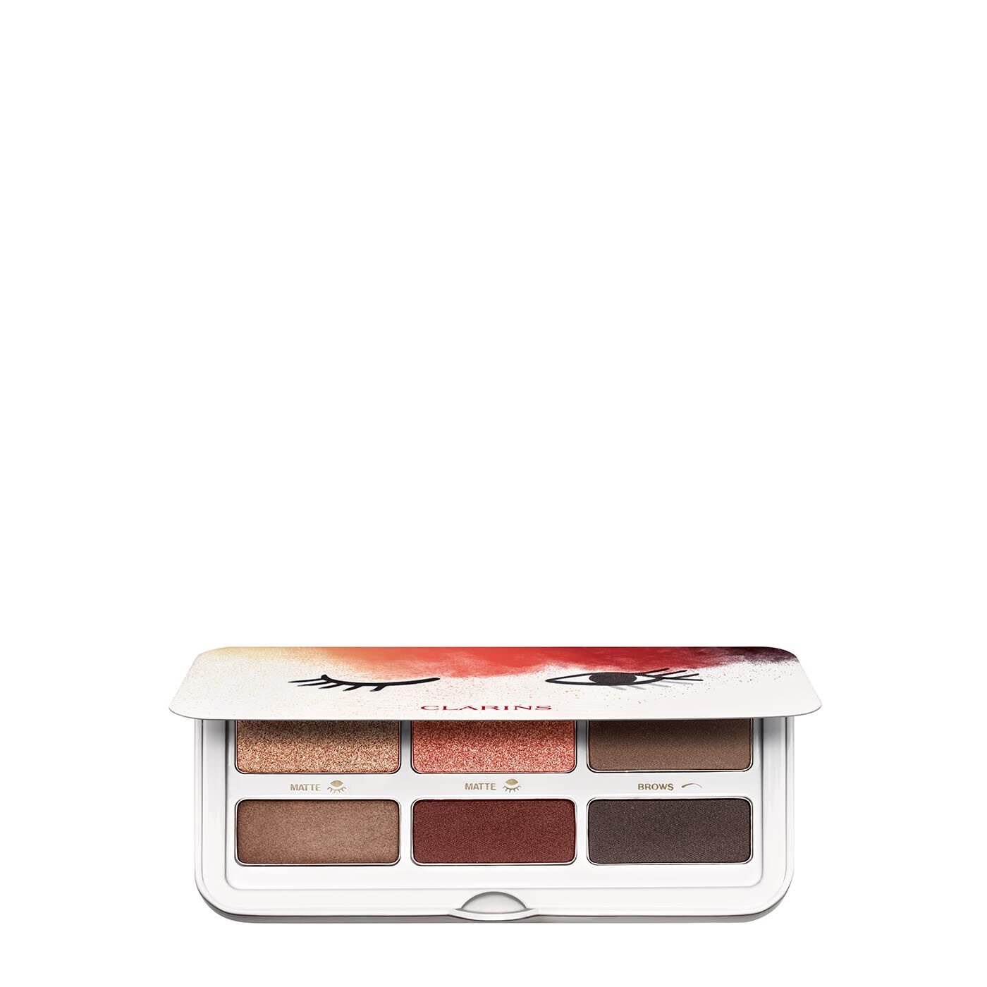 Makeup-Palette Ready in a Flash