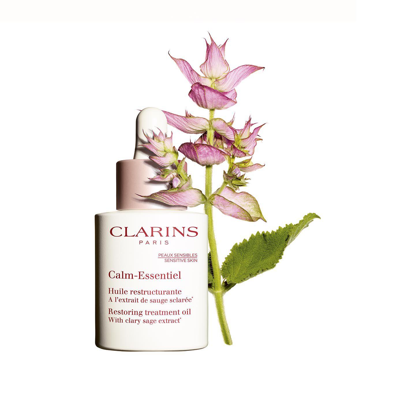 Calm-Essentiel Huile restructurante Gesichtspflege-Öl für sensible Haut
