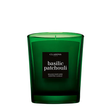 Duftkerze Basilikum Patchouli