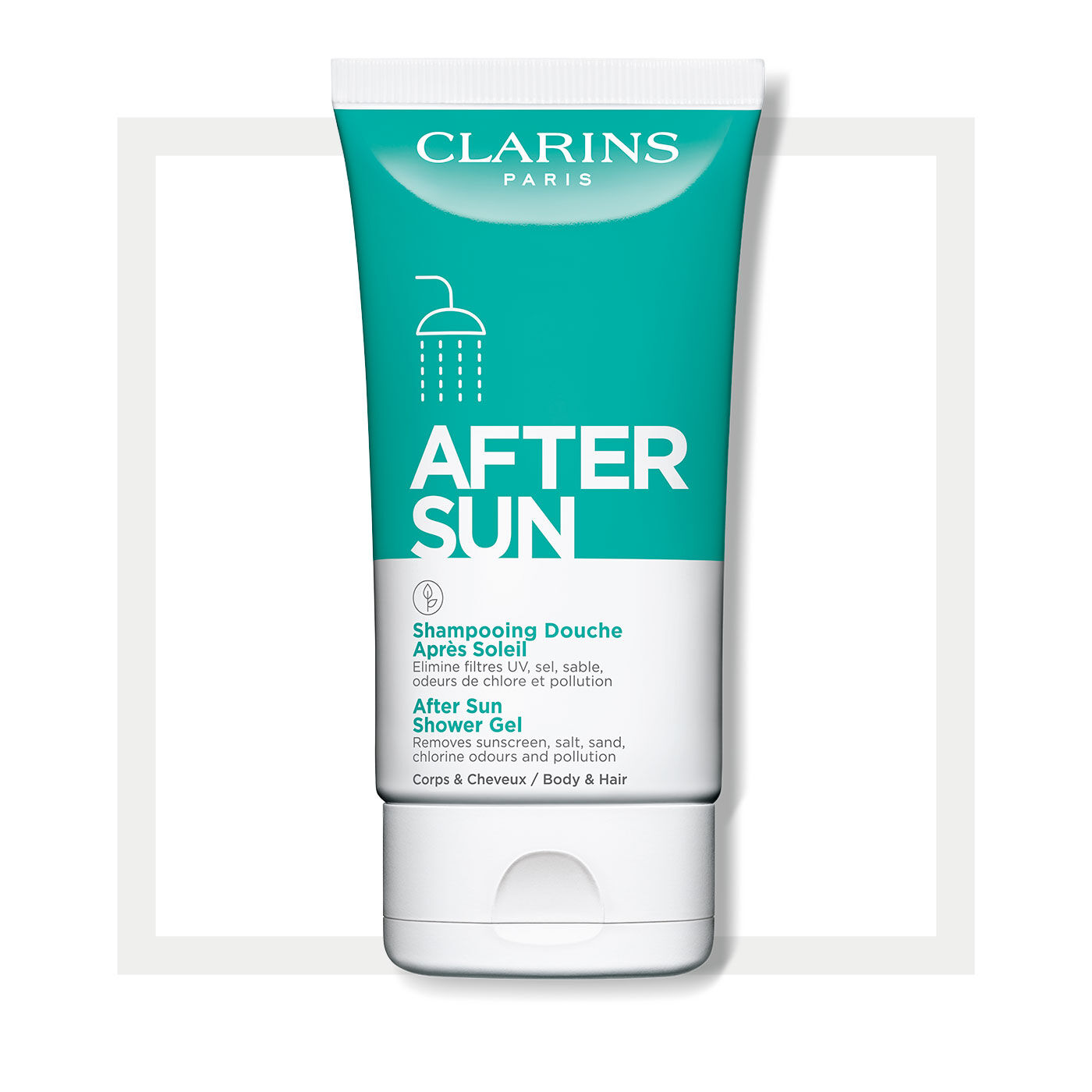 After-Sun Duschgel & Shampoo