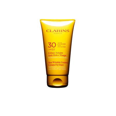 Sonnencreme Anti-Rides Visage fürs Gesicht UVA/UVB 30