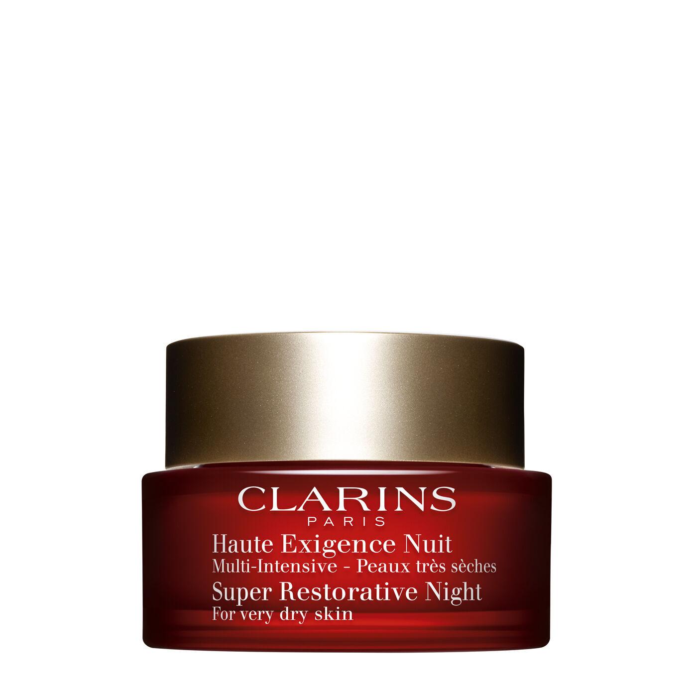 Multi-Intensive Anti-Age Nachtcreme Haute Exigence für sehr trockene Haut