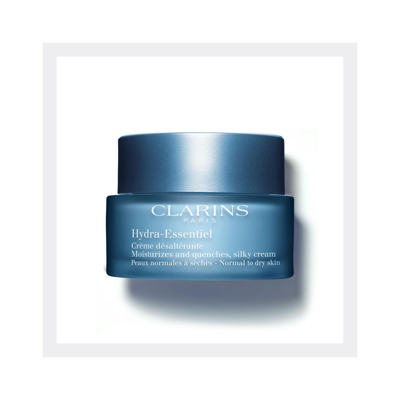 Hydra-Essentiel Feuchtigkeitscreme Crème désaltérante - Für normale bis trockene Haut