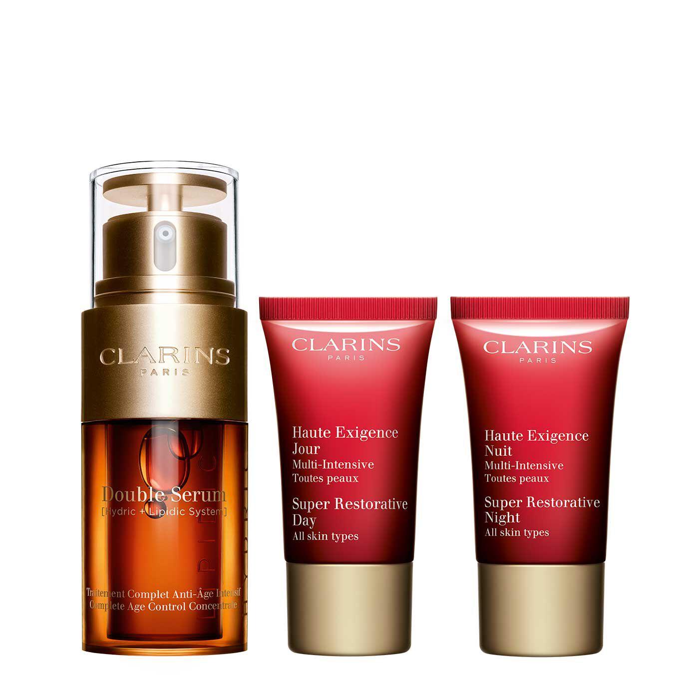 Double Serum & Multi-Intensive Anti-Age Beauty-Routine