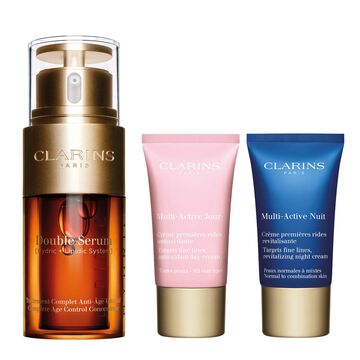Double Serum & Multi-Active - Ihre Anti-Age Beauty-Routine ab 30