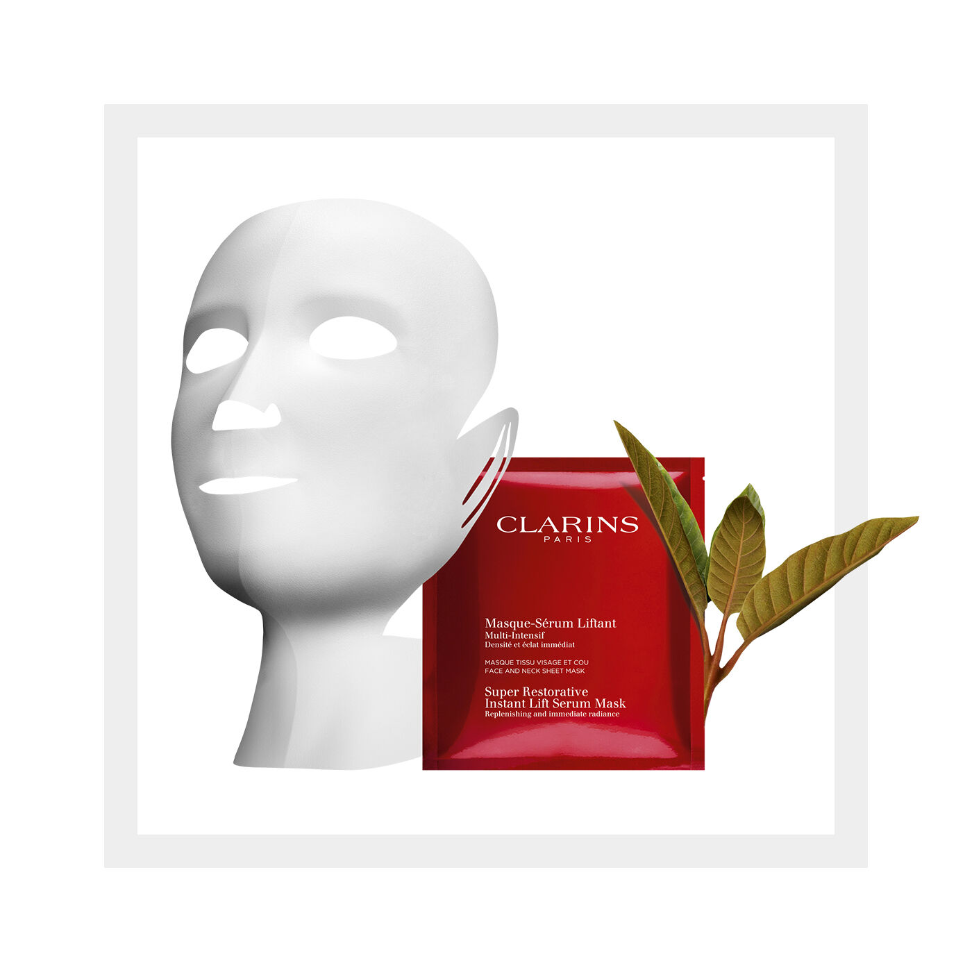 Masque-Sérum Liftant Anti-Age Vliesmaske