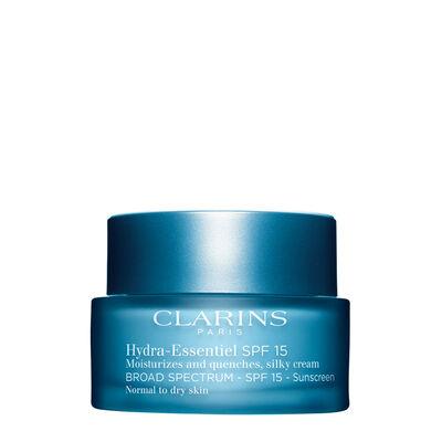Hydra-Essentiel Feuchtigkeitscreme Crème désaltérante SPF 15 - Für normale bis trockene Haut