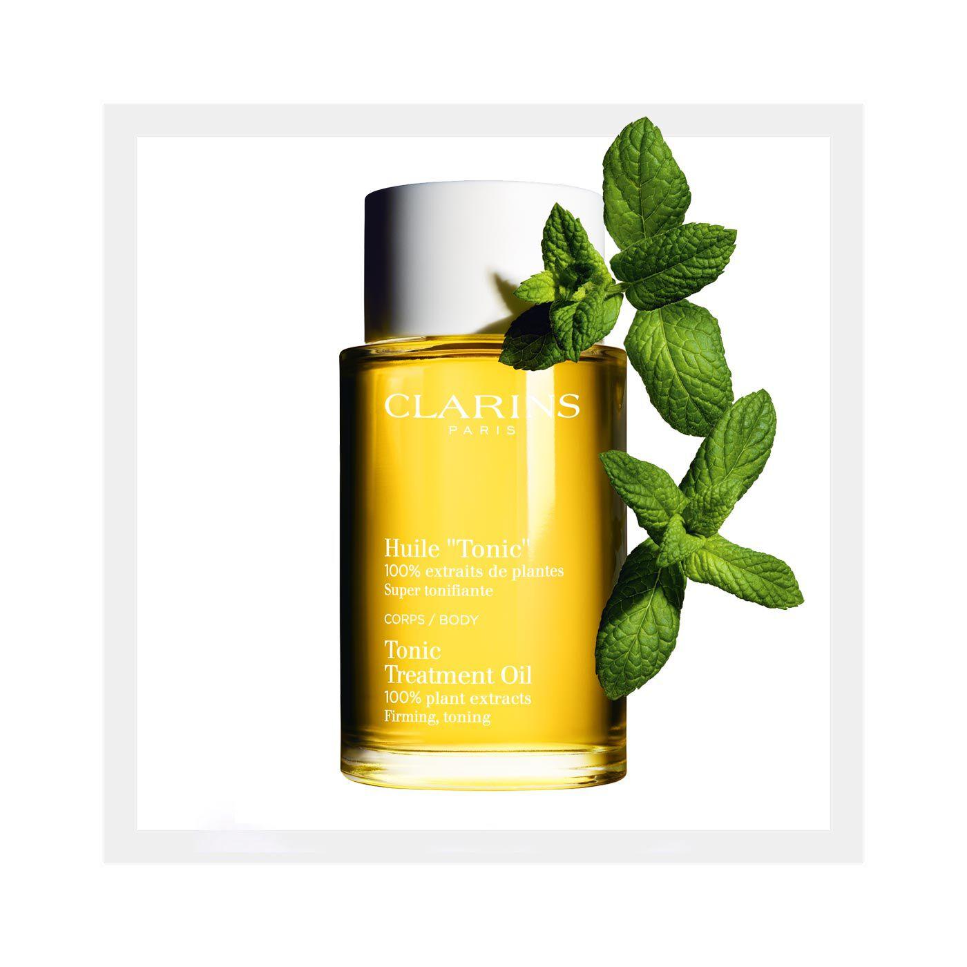 """Körperöl Huile """"Tonic"""" -  Mit 100% Pflanzenextrakten"""