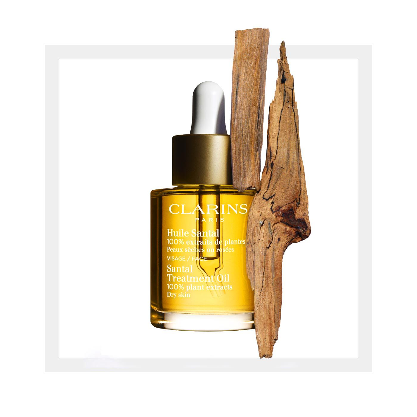 Santal Face Treatment Oil Retail 30Ml