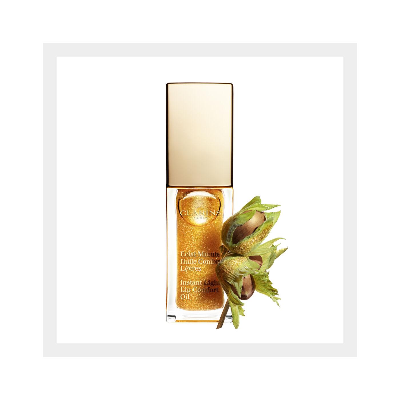 Lippenpflege-Öl Eclat Minute Huile Confort Lèvres