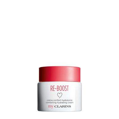 myClarins RE-BOOST comforting hydrating cream