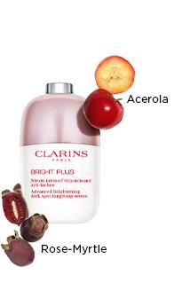 Bright PlusStrahlkraft intensivierendes Serum bei Pigmentflecken