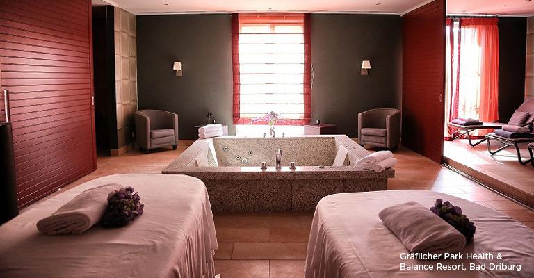 Clarins Kosmetikbehandlung -  Impressionen aus einem spa by Clarins