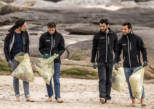 Plastic Odyssey, um gegen die Umweltverschmutzung vorzugehen