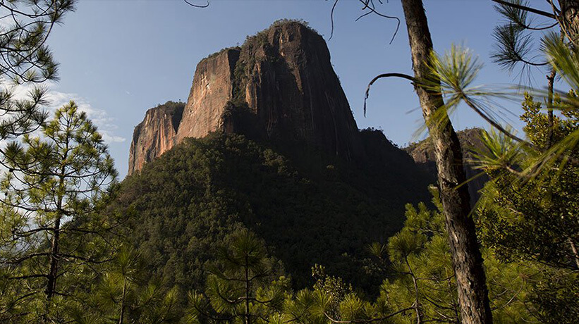 Aromaphytocare Berglandschaft