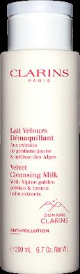 Reinigungs-Milch Lait Velours Démaquillant