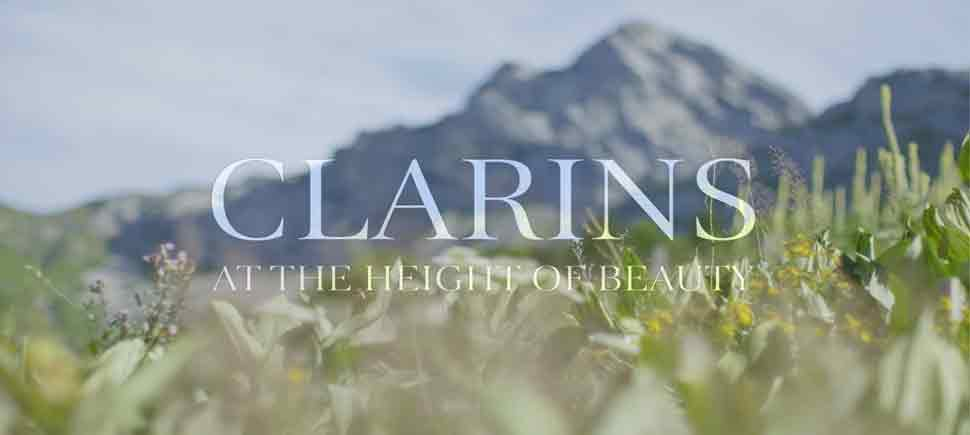 Video Domaine Clarins