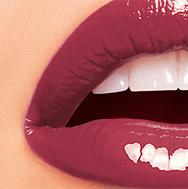 Lippenstift mit spektakulärem Vinyl-Glanz