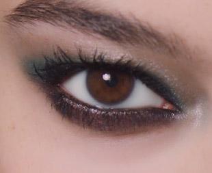 Anspruchsvolles Make-up