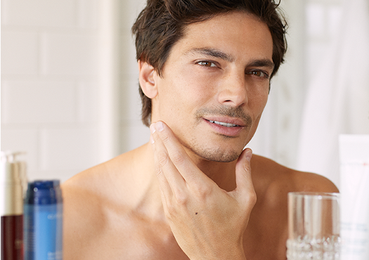 Bild Beauty Beratung Männer