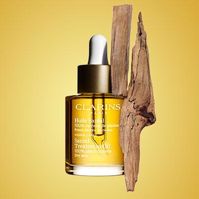 Gesichtspflege-Öl Santal mit Sandelholz