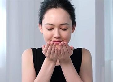 Aromaphytocare Anwendungsvideo Auftragetechnik Gesichtspflege-Öl