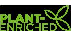 "Logo ""Plant-Enriched"""