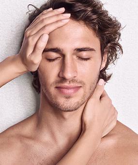 Clarins Kosmetikbehandlung - Pflegebehandlungen für Männer