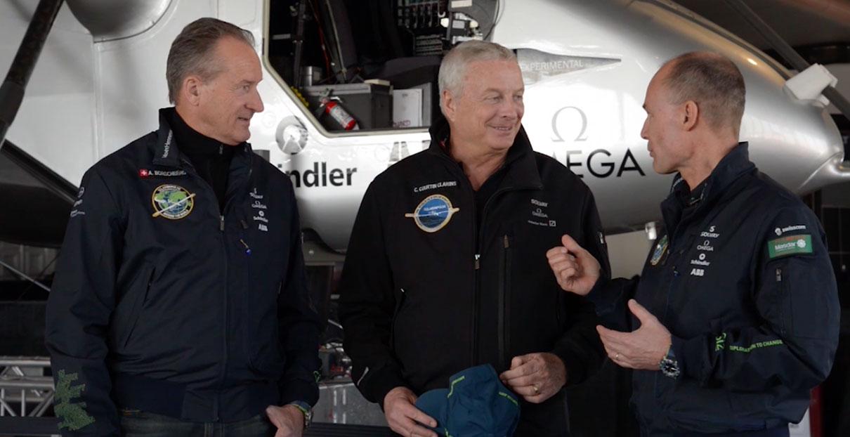 Solar Impulse Clarins #FutureIsClean: Gemeinsam für eine saubere Zukunft