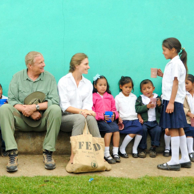 Unser Engagement für Kinder