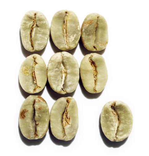 Pflanzliches Koffein