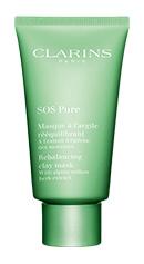 SOS Pure Ausgleichende, klärende Maske