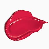 Ein Lippenstift mit Lack-Finish