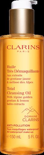 Gesichtsreinigungs-Öl zum Abschminken