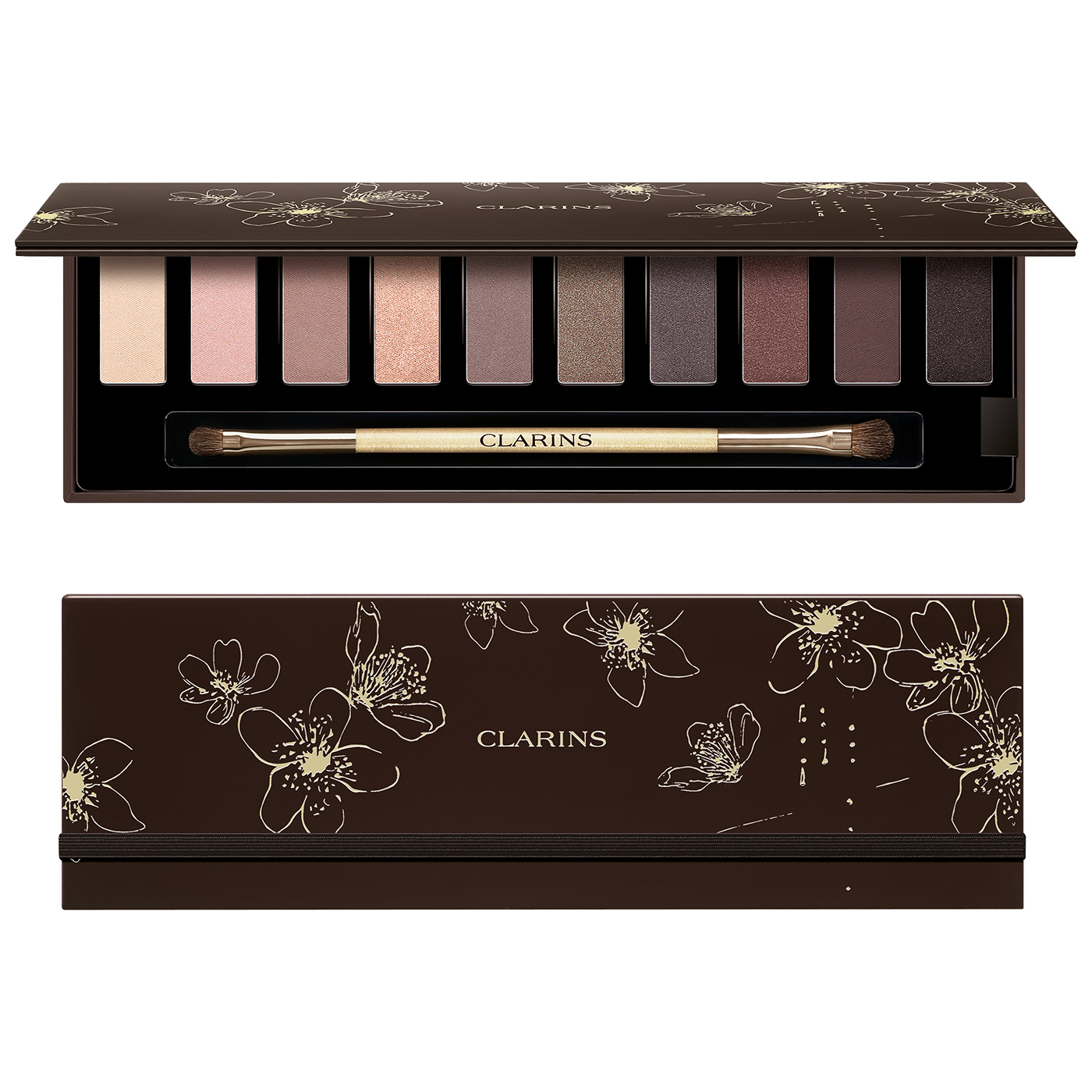 Lidschatten-Pallete The Essentials - Clarins