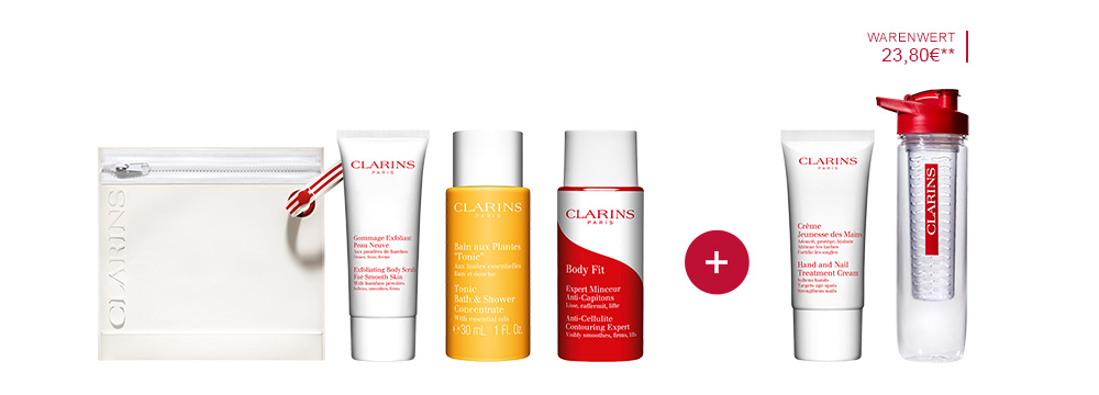 Clarins Booster Box